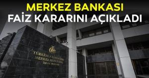 Türkiye Cumhuriyet Merkez Bankası (TCMB) haziran ayı faiz kararını açıkladı.