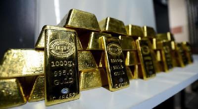 Türkiye Altın Rezervlerini Artırmada Dünya 1.'si