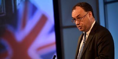 İngiltere Merkez Bankası'nın Yeni Başkanı Andrew Bailey Oldu