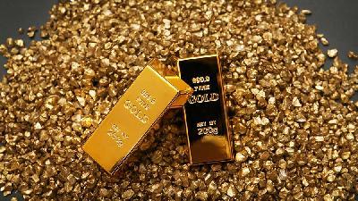 Küresel Fonlardaki Altın Miktarı Ocakta Rekor Kırdı