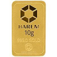 Harem Altın 10 Gram Külçe Altın