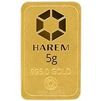 Harem Altın 5 Gram Külçe Altın
