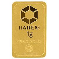 Harem Altın 1 Gram Külçe Altın